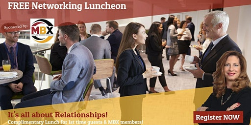 Bel Air Networking Luncheon