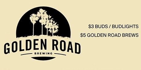 Golden Road Pub   Winter/Spring 2020 tickets