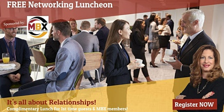 Bowie Networking Luncheon tickets