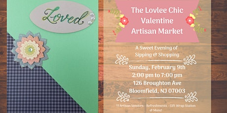 The Lovlee Chic Valentine Artisan Market tickets