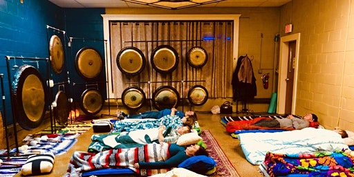 2 Hour Sacred Wave Gong Immersions