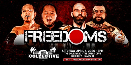 FREEDOMS at The Collective tickets