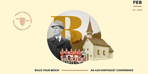 Build Your Bench: An Acts29 Regional Conference