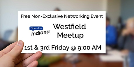 Open In Indiana Westfield Meetup tickets