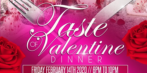 Heartline's Taste of Valentine Dinner and Dance
