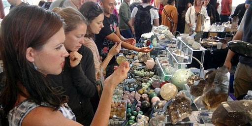 Great San Francisco Crystal Fair