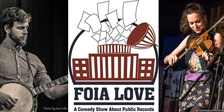 FOIA Love Presents: A Night of Comedy and Bluegrass, with Brittany Haas tickets