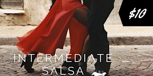 Intermediate Salsa Group Class