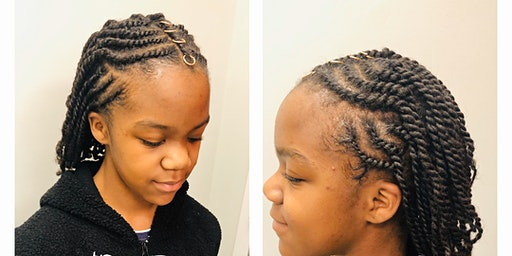 Flat Twist (with & without extensions) Training