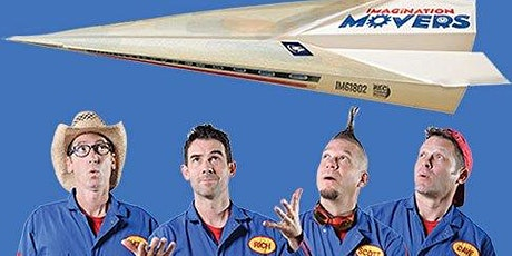 Imagination Movers in Newtown tickets