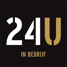 24 uur in bedrijf logo