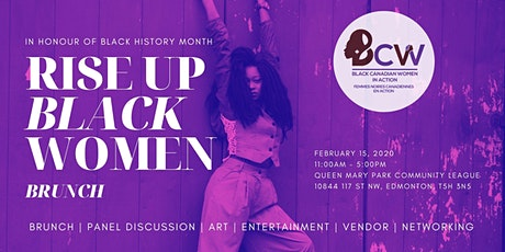Rise Up, Black Women Brunch - Black History Month  tickets