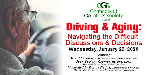 Driving & Aging: Navigating the Difficult Discussions & Decisions