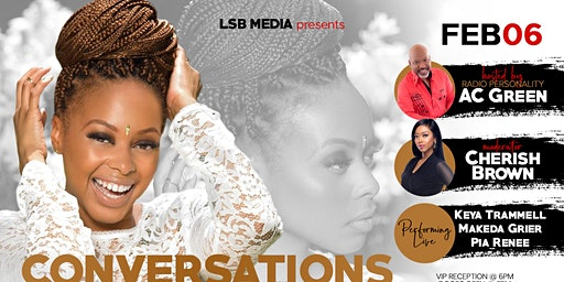 LSB MEDIA Presents Conversations with Chrisette Michele