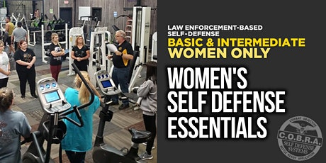 Women's Self Defense Essentials at Sandpit Strength & Fitness, Lexington SC - 3 day individual dates tickets