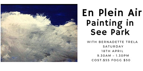 'En Plein Air' Painting in See Park tickets