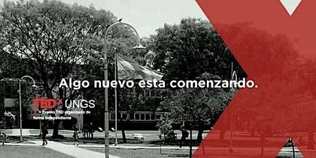 "TEDxUNGS - ""Construyendo Ideas"" entradas"