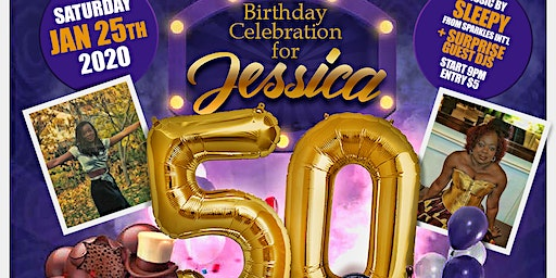 Jessica's 50th Birthday Party