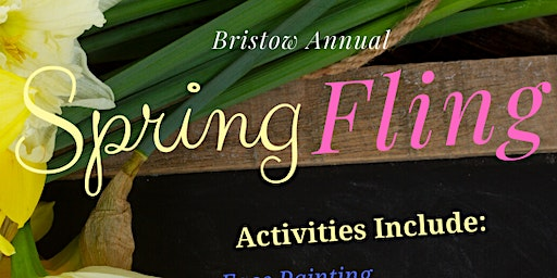 Bristow Annual Spring Fling 2020