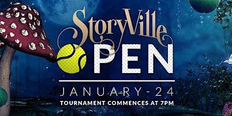 StoryVille Open tickets