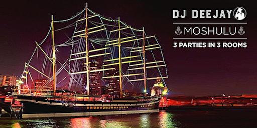 DJ Deejay Moshulu Boat Party