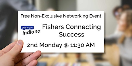 Open In Indiana Fishers Connecting Success tickets