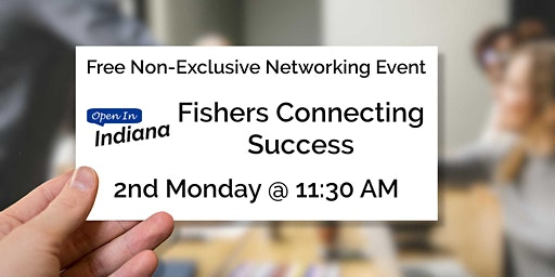Open In Indiana Fishers Connecting Success