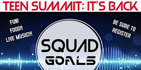 Teen Summit 2020: Squad Goals tickets