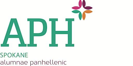 Spokane Alumnae Panhellenic Scholarship Luncheon