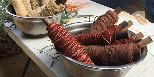 Eucalypt Dyeing Workshop