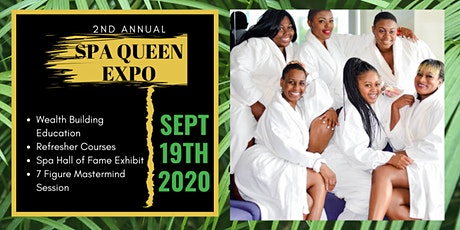 Spa Queen Expo tickets