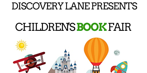 Discovery Lane 4th Annual Book Fair