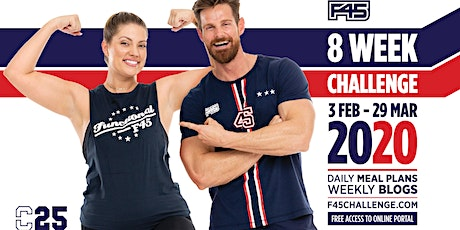 F45 Challenge Expo tickets