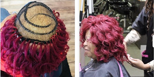Maximum Coverage Crochet ( Alopecia/ Hair Loss) Training