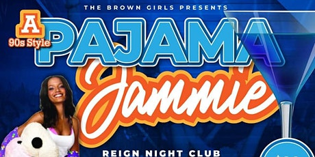 A 90s Pajama Jam tickets