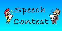 """Toastmasters Division D """"Areas 41, 42, 43"""" Winter Speech Contest"""