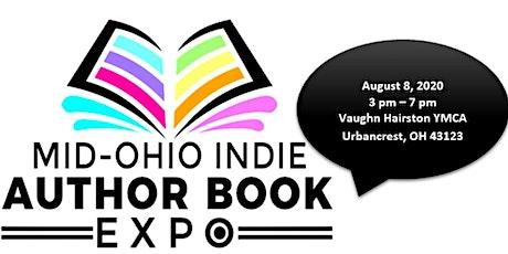 Mid-Ohio Indie Author Book Expo 2020 tickets