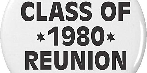 1980 GHS/SMH Combined 40th Class Reunion