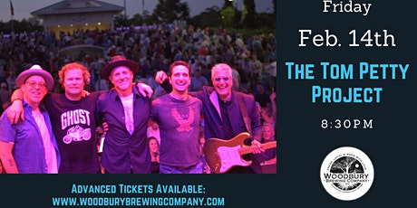 The Tom Petty Project at the Woodbury Brewing Company tickets