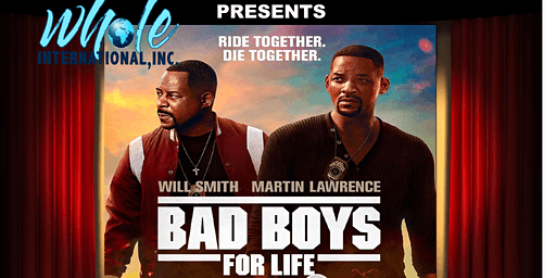 Private Showing Of Bad Boys For Life