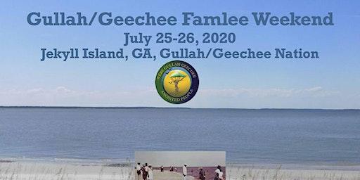 Gullah/Geechee Famlee Weekend