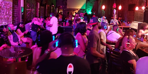 """Hush Connections"" Silent Party at Plush in alabam"