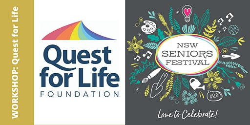 Seniors Festival - Quest for Life Workshops