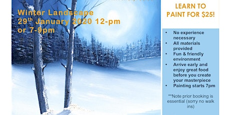 Paint Night at the Royal Coachman, Waterdown tickets