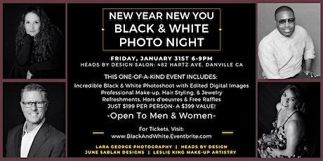 Black & White Photo Night tickets