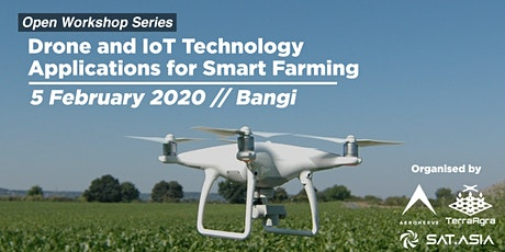 Drone and IoT Technology Applications for Smart Fa tickets