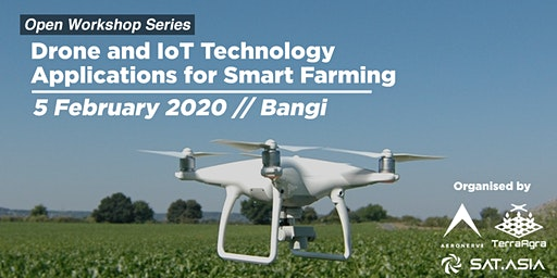 Drone and IoT Technology Applications for Smart Farming