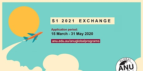 Exchange Info Session 1 -  S1 2021 tickets