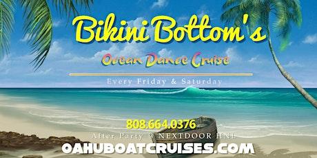 March 13th: Bikini Bottom's {Fireworks Dance Cruise} tickets
