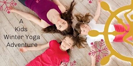 A Kids Winter Yoga Adventure tickets